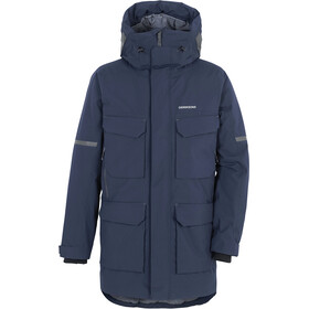 DIDRIKSONS Drew 4 Parka Heren, dark night blue